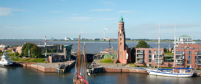 EasySales Neuer Hafen Bremerhaven