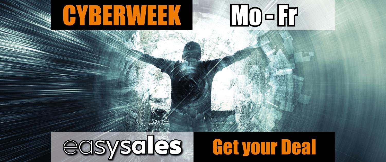 EasySales Cyberweek