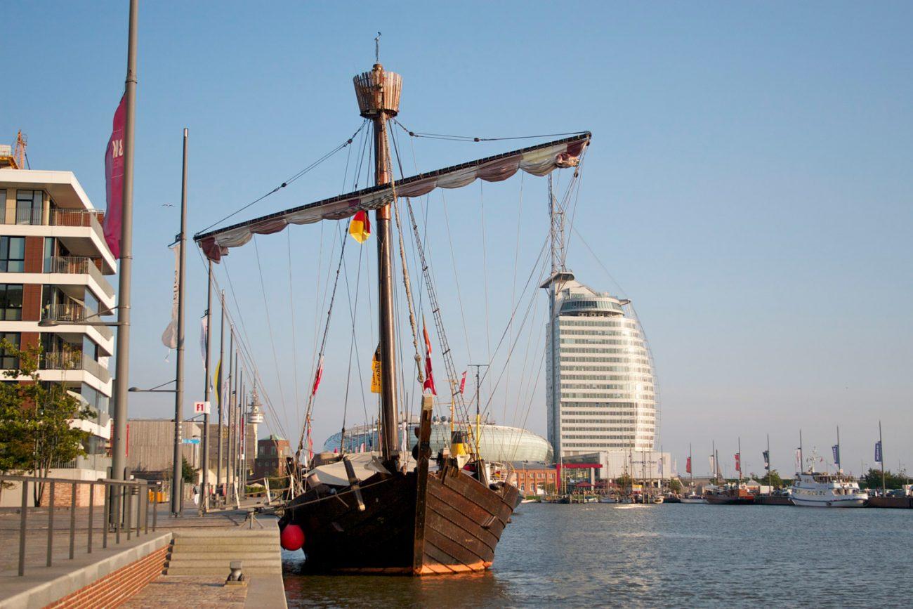 EasySales Hansekogge Bremerhaven