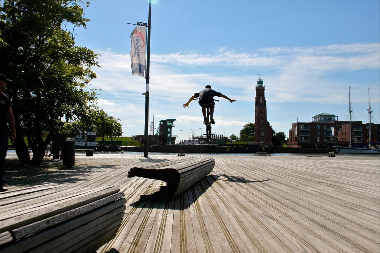 EasySales Lloydplatz Havenwelten Bremerhaven